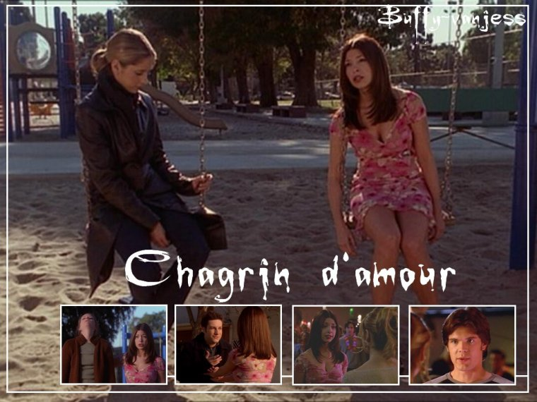 93. Chagrin d'amour 94. Orphelines