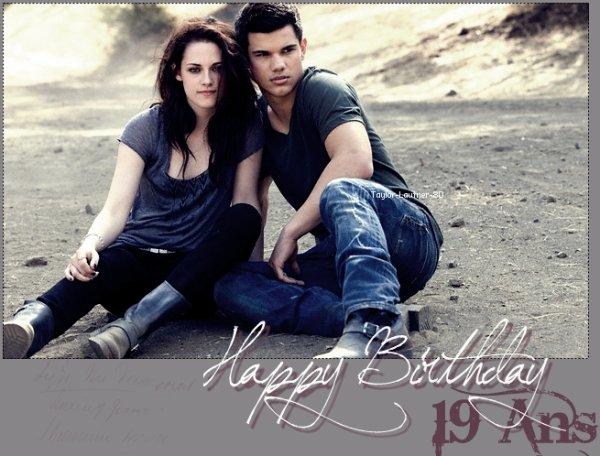 Happy Birthday Taylor !!!  Faites un tour sur Gordon-Meraz-source