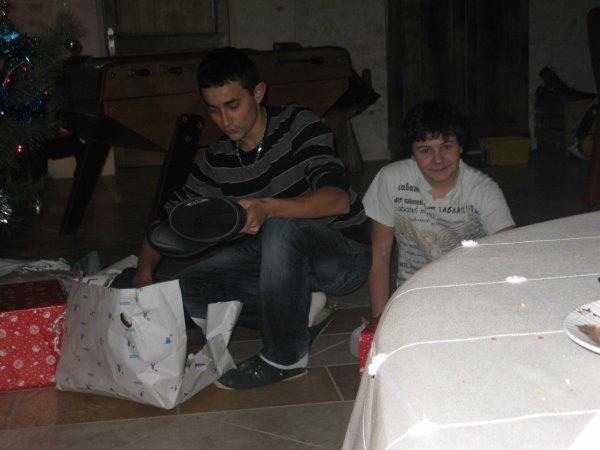 Oulla la tête du cousin Anthony et du frère Kevin PTDR!! ;) ♥♥