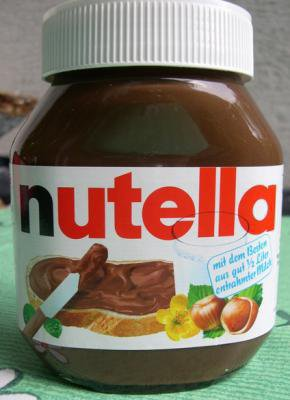 Nutella j'aime!! ;)♥
