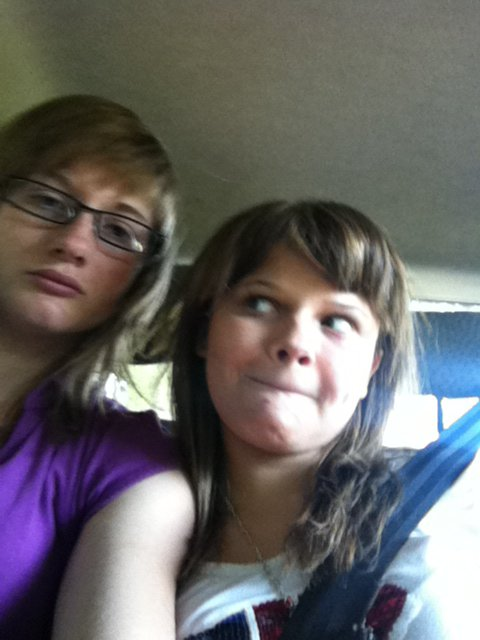 Elle & moi!! ;) ♥
