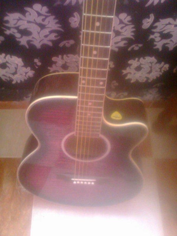 ♥♥my guitar♥♥