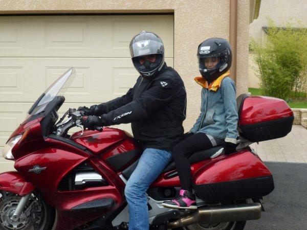 "Ma moto...honda St 1300 ""Pan European"""