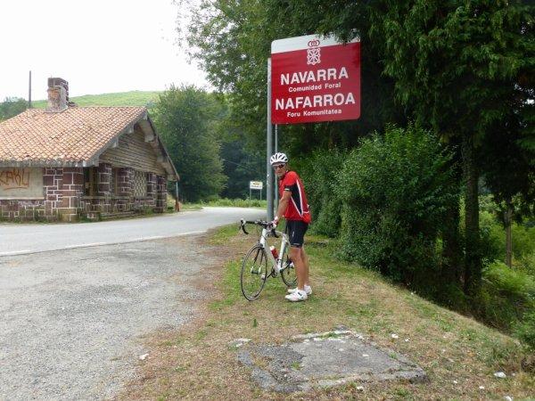 Le col de Lizzarieta (pays basque)