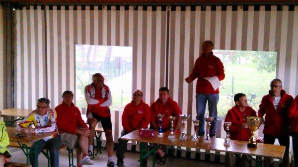 Samedi 24 mai 2014 - Sortie Ufolep du VC Coulangeois