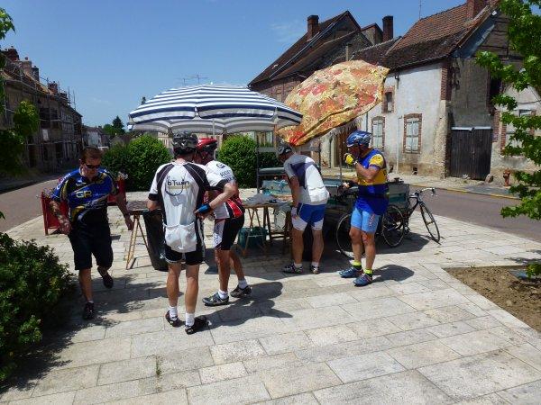 Samedi 7 juin 2014 - Sortie Ufolep UCGA Appoigny