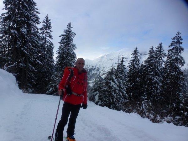 Mardi 20 janvier - Ski de rando - Le mont Truc