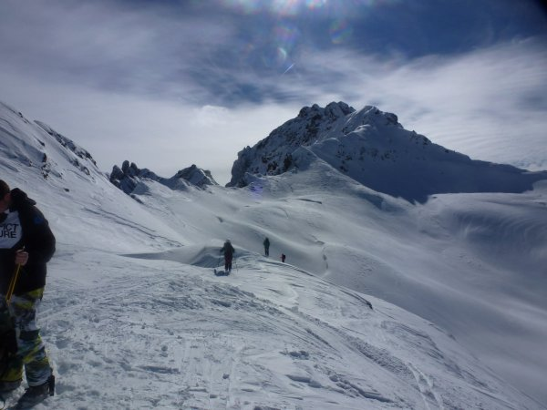 Mardi 3 mars - Belle rando à skis