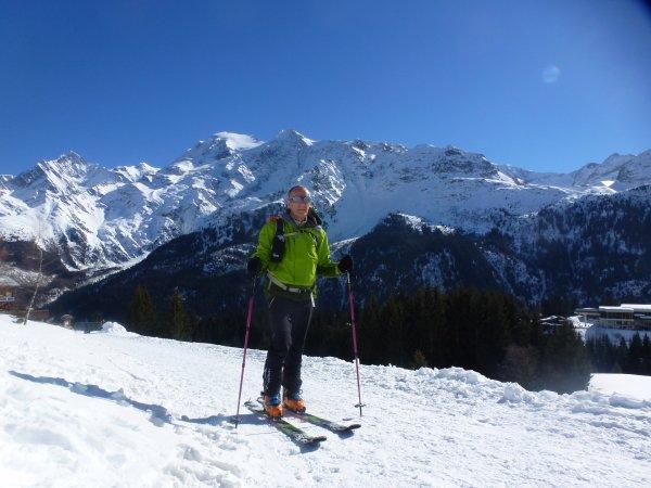 Samedi 7 mars - Le col du Bonhomme en ski de rando