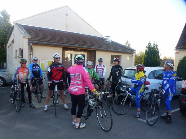 Jeudi 23 avril - Rando Equipe de l'Yonne