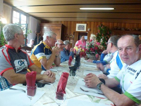 1er Tour de l'Yonne Cyclotouriste  -   Les 23 - 24 -et  25 mai 2015 -  2ème journée