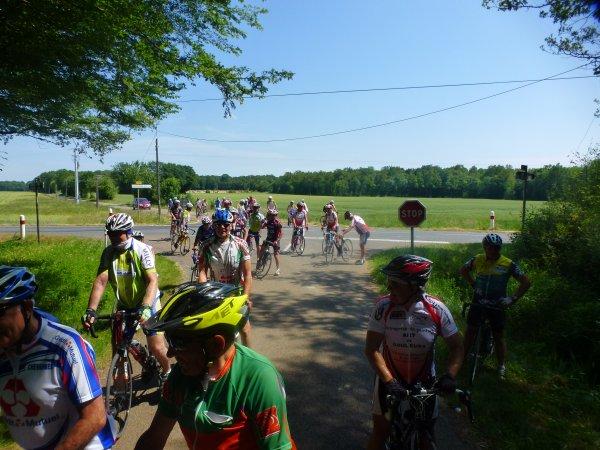 Mercredi 10 juin - Challenge des anciens à Charny