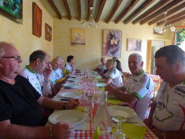Jeudi 10 septembre - Rando de l'Equipe de l'Yonne