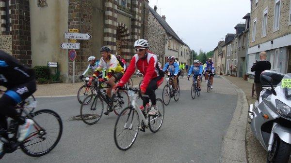 Quelques photos du Tour de la Sarthe !