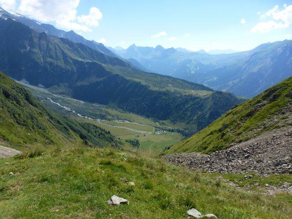 Randonnée en montagne !