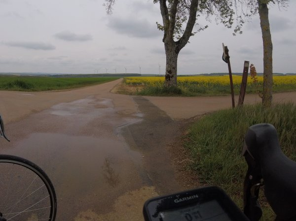 Mercredi 3 mai - Sortie Club - 66 km