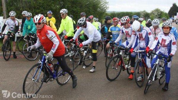 Samedi 6 mai - Rallye des Festins de Bourgogne - 106 km