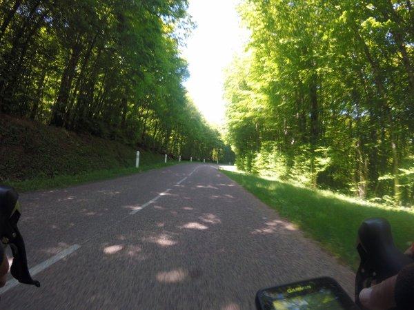 Mercredi 10 mai - Sortie Club - 91 km