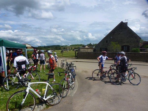 "Samedi 13 mai - Sortie Ufolep ""La Coralienne"" - 97 km"