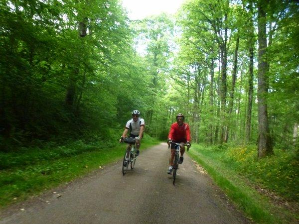 Mercredi 24 mai - Sortie Club - 88 km