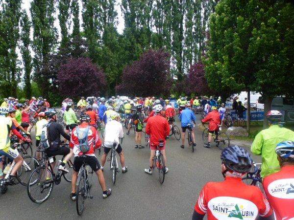 Week-end de la Pentecôte - Tour de la Sarthe - Premier jour - Samedi 3 juin