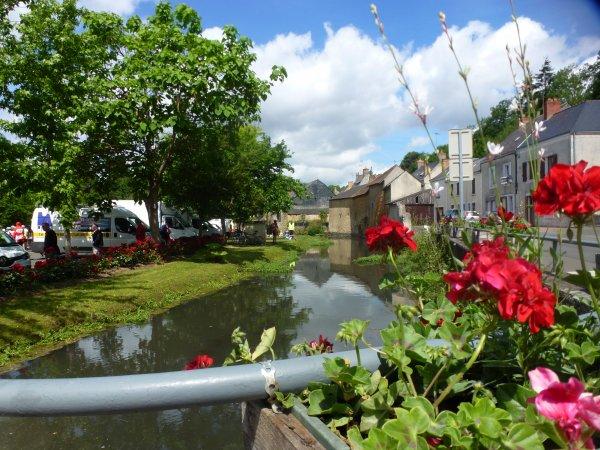 Lundi 5 juin - Tour de la Sarthe - 3ème étape !