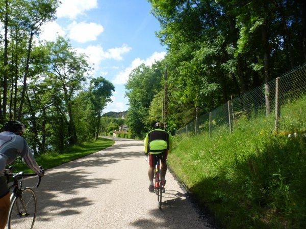 Mercredi 7 juin - Sortie Club - 83 km