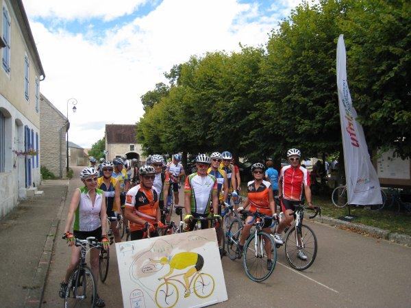 Samedi 5 août - La Montagne des Alouettes - 173 km de vélo !