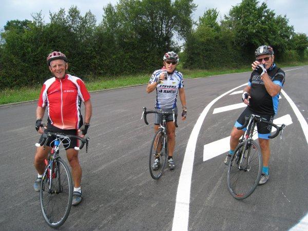 Mercredi 23 août - Sortie Club - 75 km
