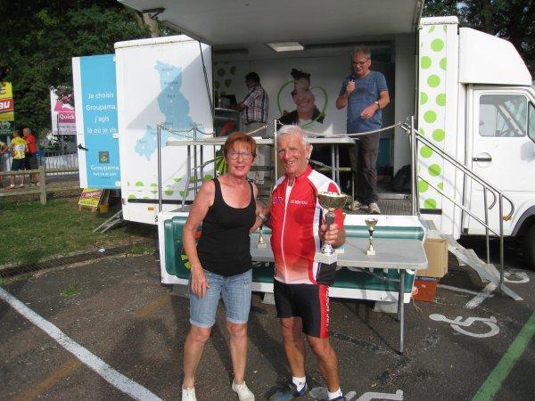 Mercredi 30 août - 2 sorties - 152 km de vélo