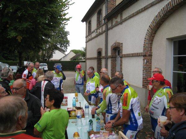 """Jeudi 7 septembre - Charny - La """"Dominique"""" - 114 km"""
