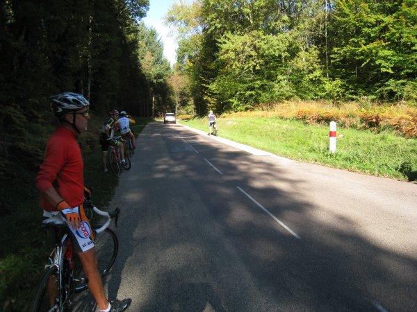 Samedi 14 octobre - Sortie entres copains - 103 km