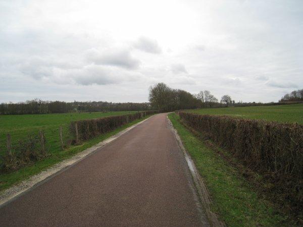 Vendredi 2 février : 78 km  -  Samedi 3 février: 72 km