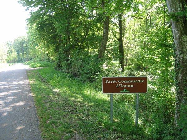 Vendredi 4 mai - Balade de 61 km !