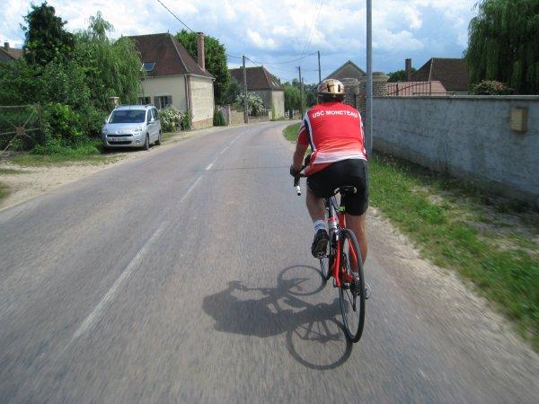 Mercredi 30 mai - Sortie Club - 70 km