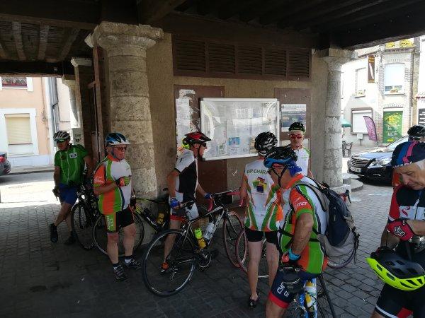 Samedi 9 juin - Randonnée des 7 Ecluses : 150 + 30 = 180 km !