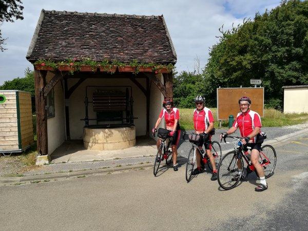 Mercredi 13 juin  -  La Joignycaunaise  -  44 + 50 = 94 km