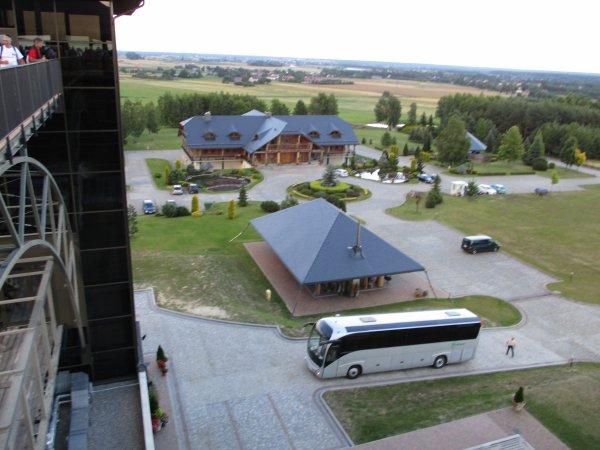 Jeudi 12 juillet - Pologne - Jour 6 (Soirée)