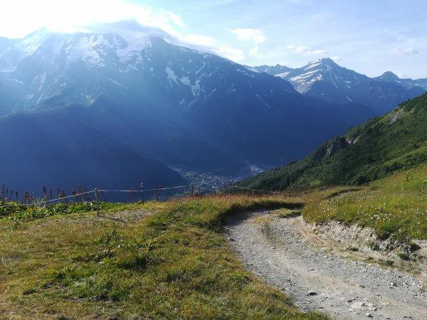 Vendredi 20 juillet - Randonnée pédestre en Haute-Savoie