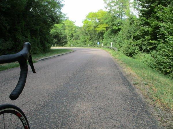 Vendredi 17 août - Sortie solo - 78 km