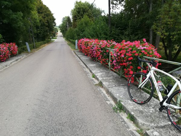 Vendredi 24 août - Sortie solo - 80 km