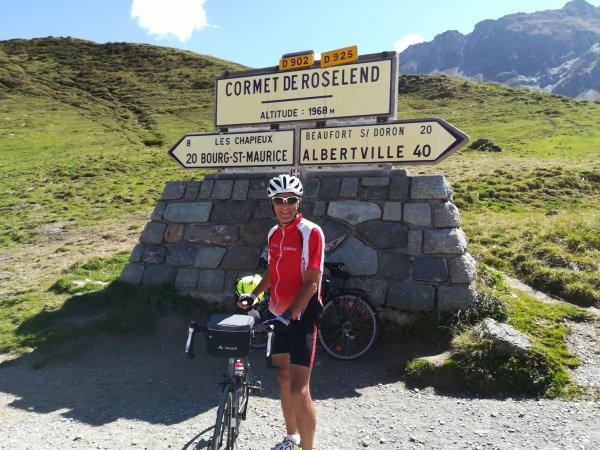 Lundi 10 septembre - Tour du Mont-Blanc - Jour 1