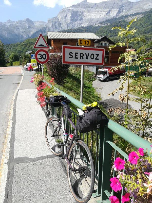 Mercredi 12 septembre - Tour du Mont-Blanc - Jour 3