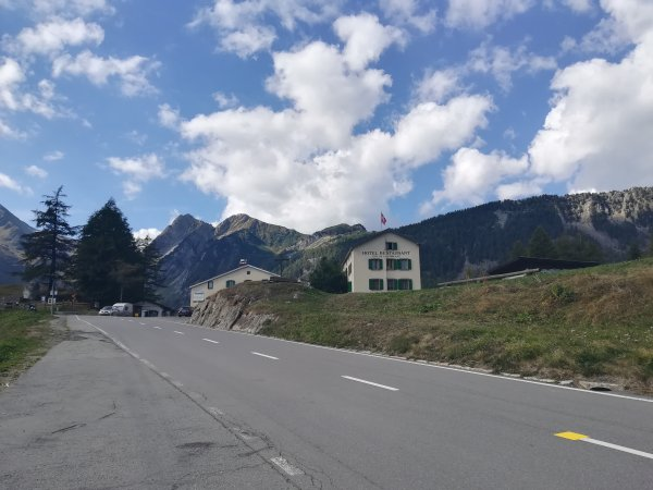 Mercredi 12 septembre - Tour du Mont-Blanc - Jour 3 (suite)