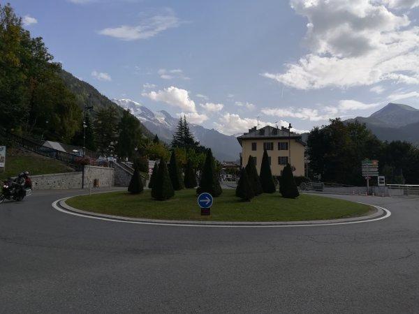 Mercredi 12 septembre - Tour du Mont-Blanc - Jour 3 (re-suite)