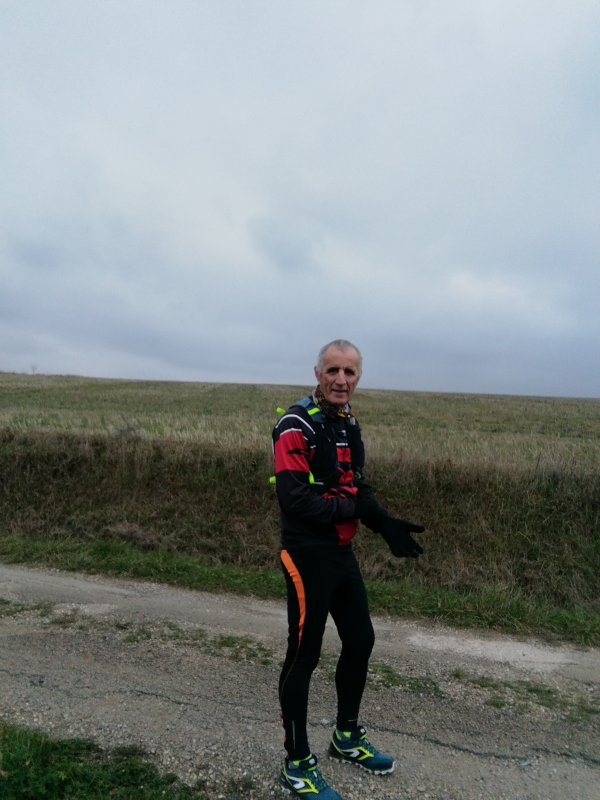 Mardi 20 novembre - Trail 16,21 km