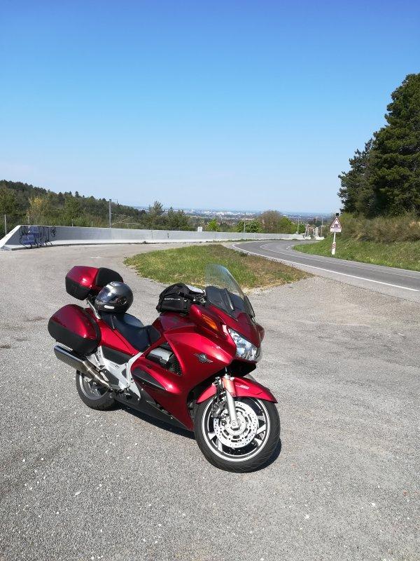 Du 20 au 26 avril - Moto, rando, vélo !
