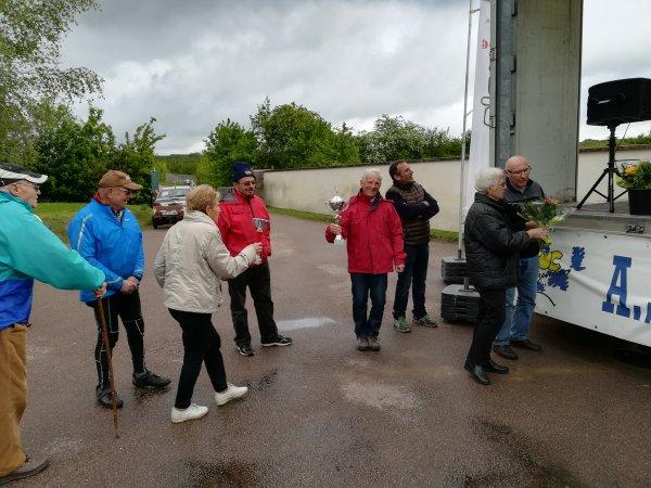 """Samedi 4 mai - Sortie vélo Rallye """"Les Festins de Bourgogne"""" - C'est quoi, cette météo ???"""