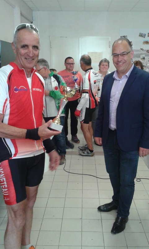 "Samedi 25 mai - Sortie Ufolep "" Amicale Sportive d'Auxerre"" - 133 km de vélo !"