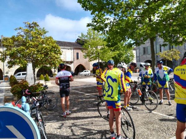 Jeudi 30 mai - Villeneuve-sur-Lot- Albi - 178 km de vélo !